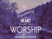 Obstacles To Worship