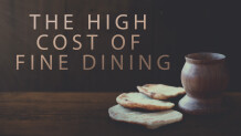 The High Cost Of Fine Dining