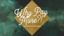 Why Pay More?!