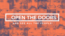 ...Open The Doors And See All The People!