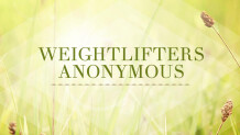 Weightlifters Anonymous