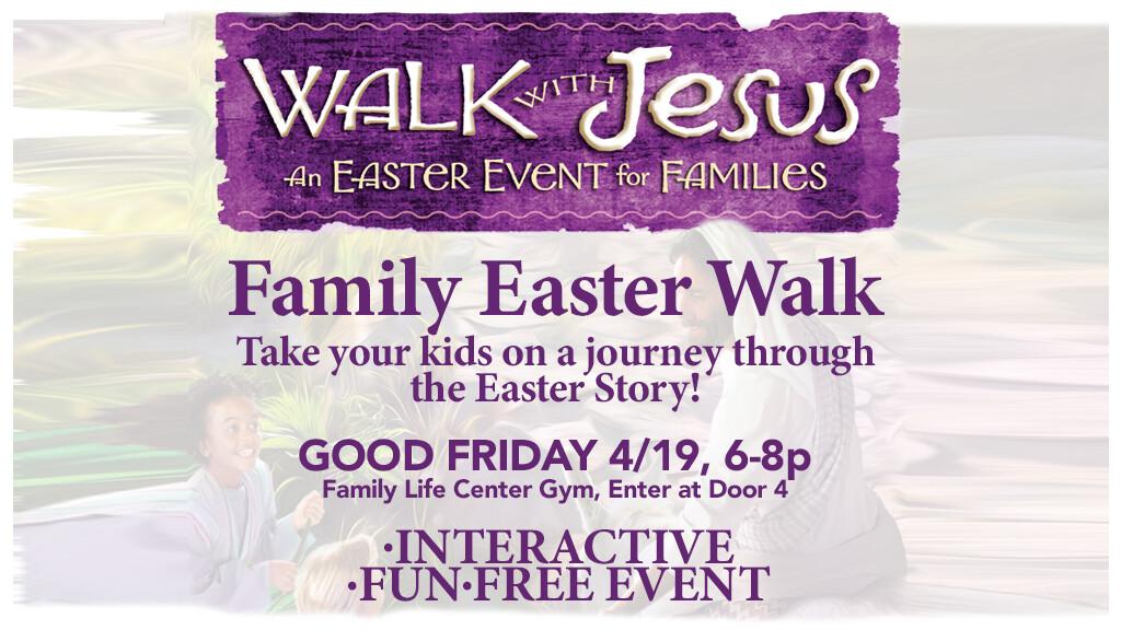 Family Easter Walk
