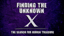 X Marks The Spot: The Search For The Hidden Treasure