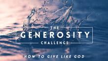 How To Give Like God